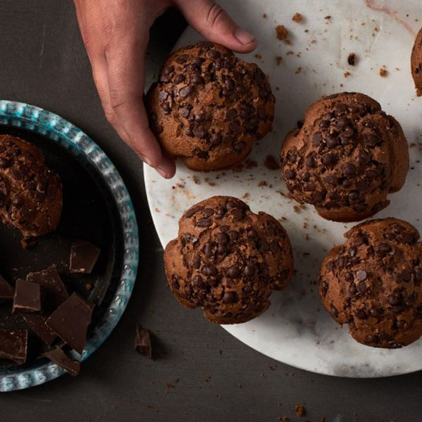 Double Choc Muffin (2 Pack)
