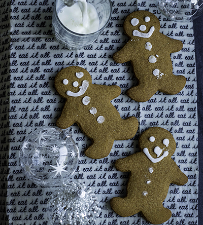 The History of the Gingerbread Man